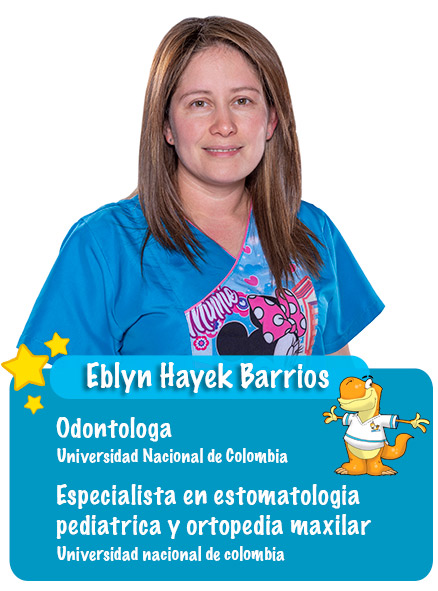 EBLYN HAYEK BARRIOS